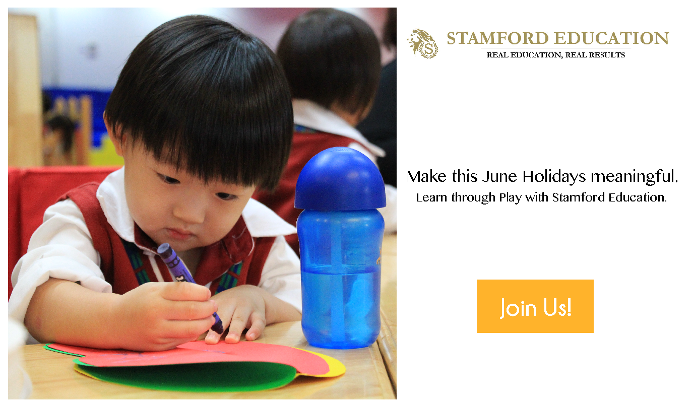 Stamford Education Childcare Kindergarten Enrichment Preschool June Holiday Programme